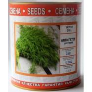 Насіння Кропу Алігатор (кущовий), (Росія), 0,25 кг