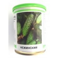 Насіння огірка Ніжинський оброблені, (Україна), 100 г