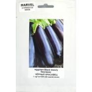 Семена баклажана Черный Красавец (Италия), 1 гр