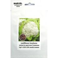 Семена капусты цветная Снежана (Италия), 250 семян