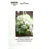 Насіння капусти кольоровий Снігова куля (Італія), 250 насінин
