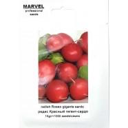 Семена редиса Красный Гигант (Италия), 1000 семян.