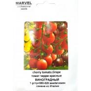 Семена томата Виноградный (red cherry), (Италия), 1г