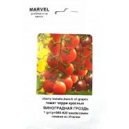 Насіння томату Виноградна гроно (red cherry), (Італія), 1г