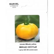 Семена томата Микадо желтый (РФ), 1г