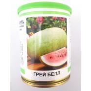 Семена обработанные арбуза Грей Белл, (Украина), 100г