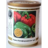 Насіння переца Каліфорнійське Чудо (Німеччина), 0.1 кг ТМ Agromaksi