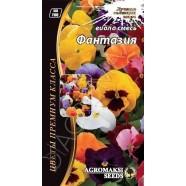 Насіння квітів Віола Фантазія суміш, 0,1 г