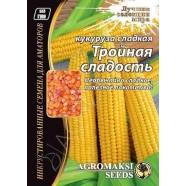 Насіння кукурудзи Потрійна Солодкість, 20г