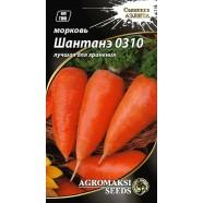 Насіння моркви Шантане 0310, 3г