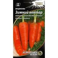 Насіння моркви Зимовий нектар, 2г