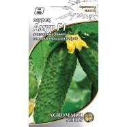 Семена огурца партенокарпический Амур F1, 0,25г