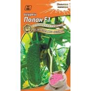 Семена огурца пчелоопыляемый инкрустированный Полан F1, 5г
