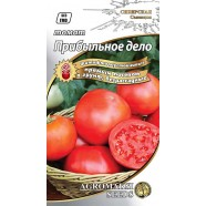 Насіння томату безрассадный Прибуткова справа, 0,4 г
