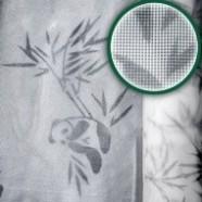 Москитная сетка с рисунком в размотку, 70г/м.кв., ширина 1,2м