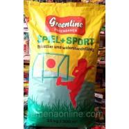 Семена травы газонной Игровая + Спорт ТМ Greenfield, Германия, 10 кг