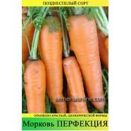 Насіння моркви Перфекція, 1кг