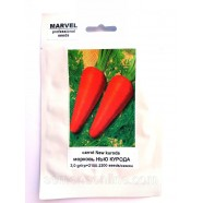 Семена моркови Нью Курода (Италия), 3г