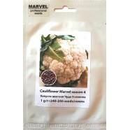 Семена капусты цветная Марвел Чудо 4 сезона (Италия), 250 семян