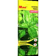 Семена базилика зеленого Тонус, 0,5 г