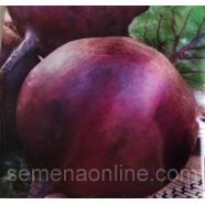 Семена свеклы столовая Бычья Кровь, 100г