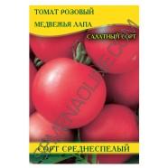 Семена томата Медвежья Лапа розовый, 50г