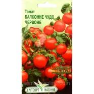 Семена томата Балконное Чудо красное, 0,1г.