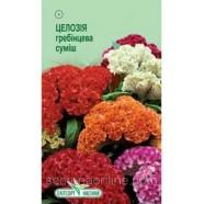 Семена цветов Целозия гребенчатая смесь, 0,02г.