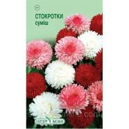 Семена цветов Маргаритки (стокротки) смесь, 0,05г.