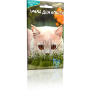 Семена травы для кошек, 3 г