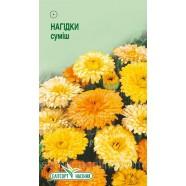 Семена цветов Нагідки (Календула) махровая смесь, 0,5г.