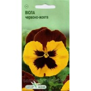 Семена цветов Фиалка красно-желтая, 0,05г.