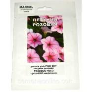 Семена петунии розовая Розовое Небо (Польша), 5000 семян