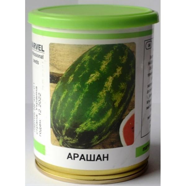 Обработанные семена арбуза Ау Арашан, (Украина), 100г