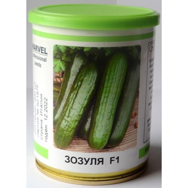 Насіння огірка Зозуля F1, (Італія), 500 насінин