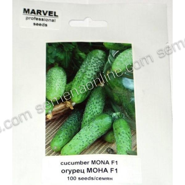 Огурец Мона F1 (Германия), 100 семян
