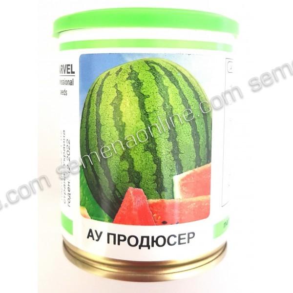 Семена арбуза в банках Ау Продюсер, (Украина), 100 г