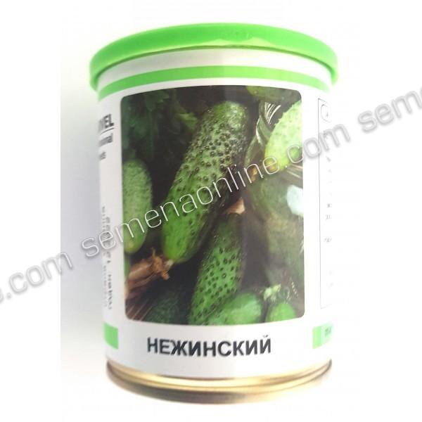 Семена огурца Нежинский обработанные, (Украина), 100 г