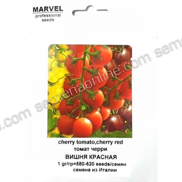 Семена томата Вишня красная (red cherry), (Италия), 1г