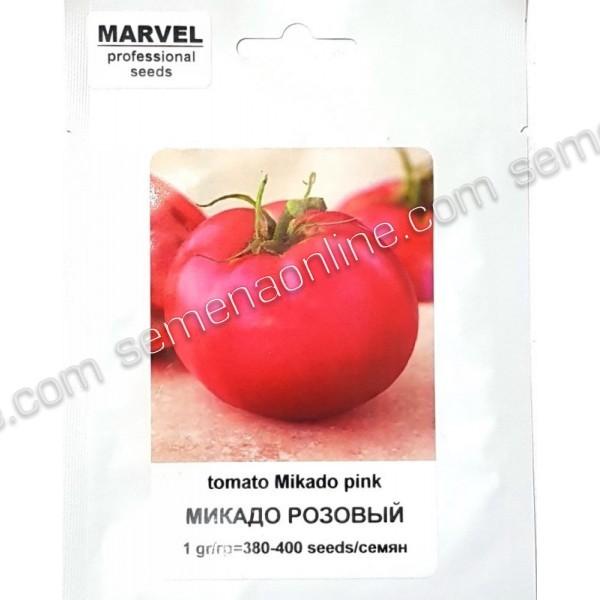 Семена томата Микадо розовый (РФ), 1г