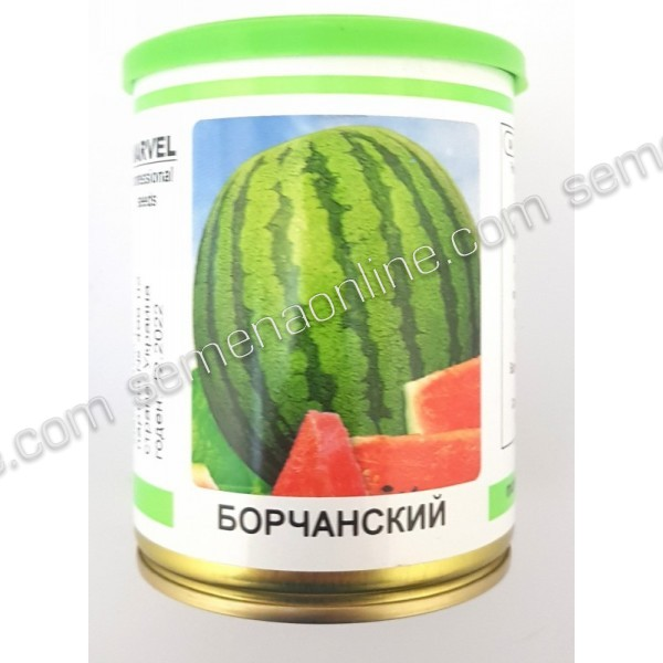 Семена арбуза Борчанский, (Украина), 100г