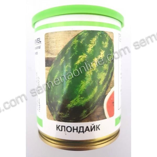 Семена арбуза Клондайк, (Украина), 100г