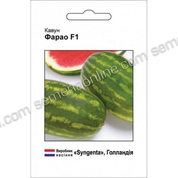 Семена арбуза Фарао F1, 1 000 шт.