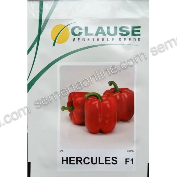 Семена перца Геркулес F1, 5 гр.