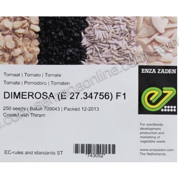 Семена томата Демироса F1 роз., 250шт.