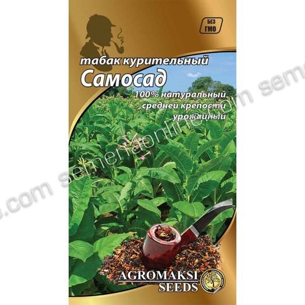 Семена табака курительного Самосад, 0,1г