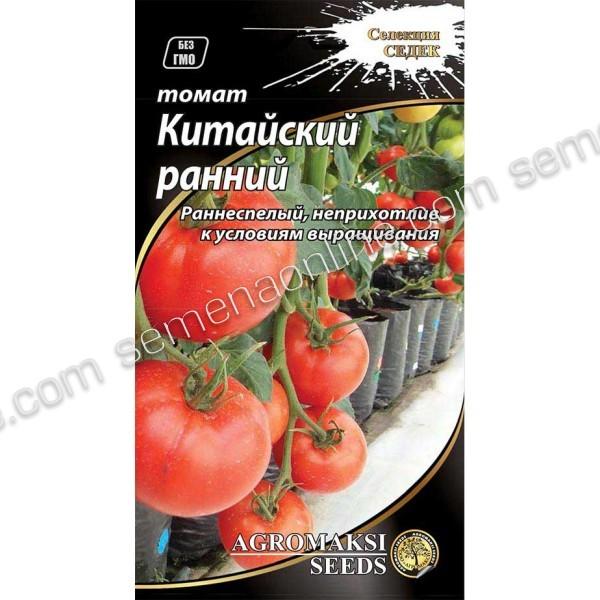 Насіння томату Китайський ранній, 0,1 г