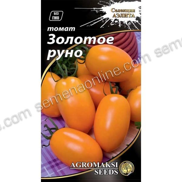 Насіння томату Золоте руно, 0,1 г