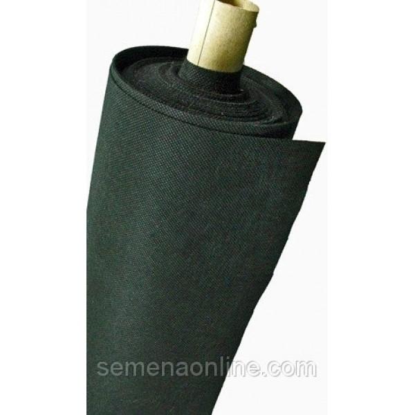 Агроволокно черное в размотку, 50г/м.кв., ширина 3,2м