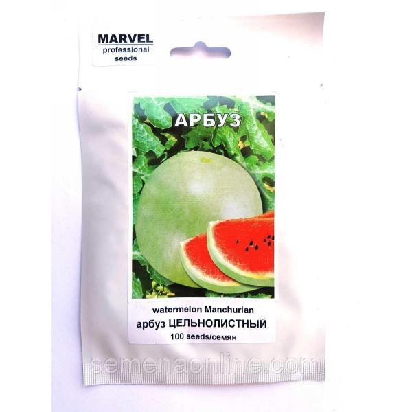 Семена арбуза Цельнолистный-215 (Украина), 8г